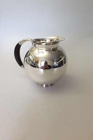 Georg Jensen Sterling Silver Pitcher #533