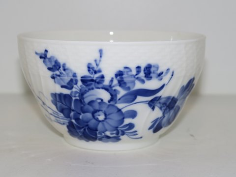 Blue Flower Curved Rare bowl