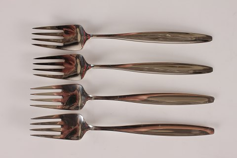 Georg Jensen Cypres cutlery Small forks L 14,8 cm