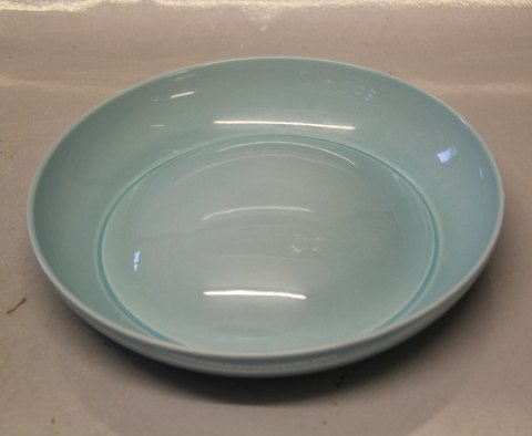 Ole Jensen Tableware The original Royal Copenhagen Faience 882 Round convex Cake bowl 21 cm