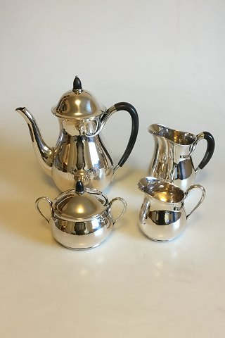 Evald Nielsen Silver Coffee Set