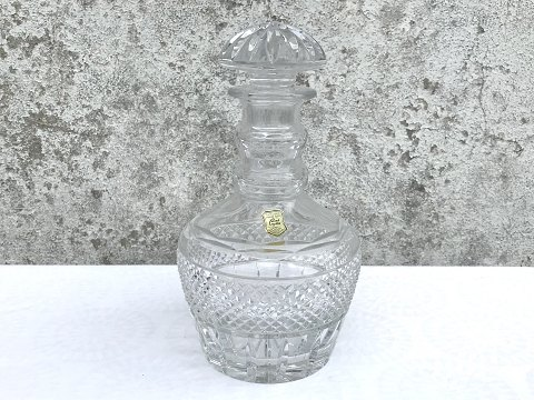 Crystal Carafe With grinding Lead crystal * 350kr