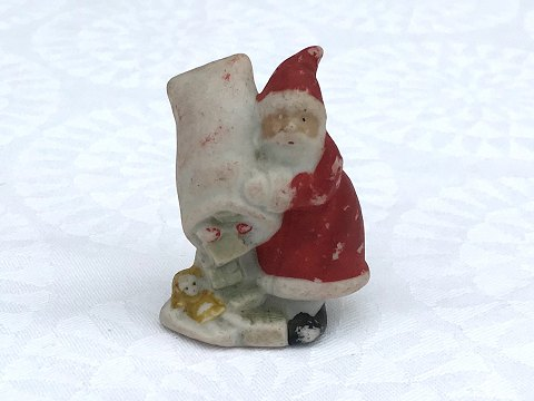Bisquit Santa Claus with gift bag * 350kr