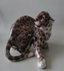 Dahl Jensen animal figurines