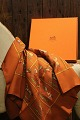 Fine silk scarf 