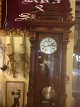 Wall clock with 