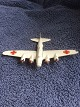 Metal Airplane 